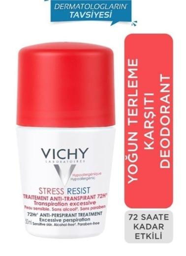 Vichy Vichy Stress Resist  Deo Roll-On 50 Ml Renksiz